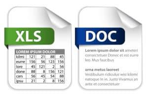 Tipp: Tabellen aus Webseiten kopieren und in Excel/Office einfügen