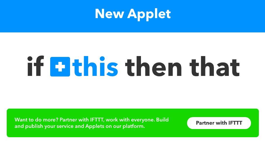 IFTTT und zapier - automatisieren leicht gemacht!