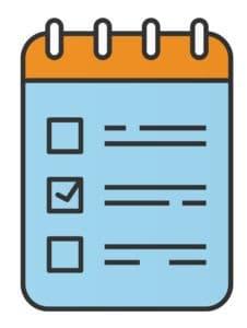 Reise-Checklisten sind toll!